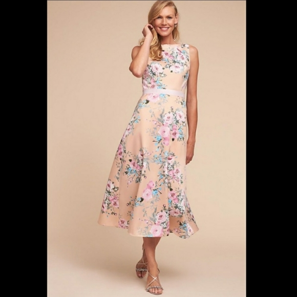 BHLDN Dresses & Skirts - NWT BHLDN Floral Manon Dress